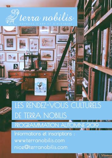 RDV culturel Nice