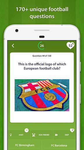 Soccer Quiz 2020 (Football Quiz) screenshots 12