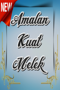Amalan Kuat Melek - náhled