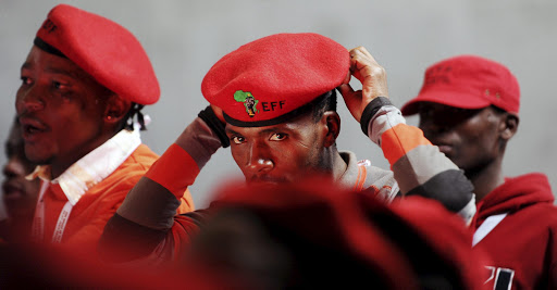 EFF members. File photo.
