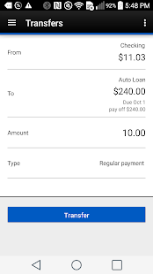 Tech Credit Union Mobile- screenshot thumbnail