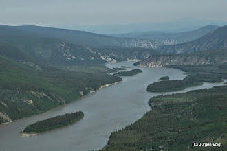 Photo: Dawson City. Yukon River