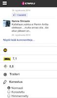 Screenshot of Iltapulu.fi TV-opas