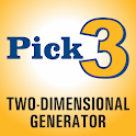 Lotto Winner for Pick 3 icon