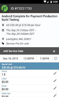 OnForce for Field Service Pros- screenshot thumbnail