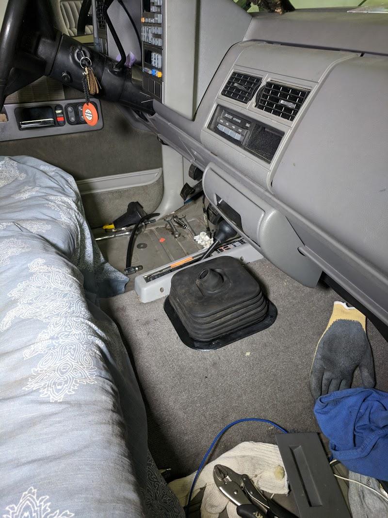 Gmt400 Interior Swap