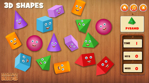 Find the Shape for Kids