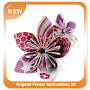 Origami Flower Instructions 3D APK icon