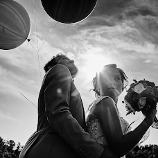 Wedding photographer Alena Zhalilova (zzzhuzha). Photo of 08.09.2016
