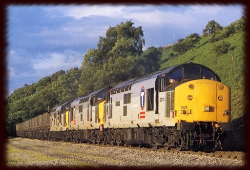 Freight Trains Wallpapers