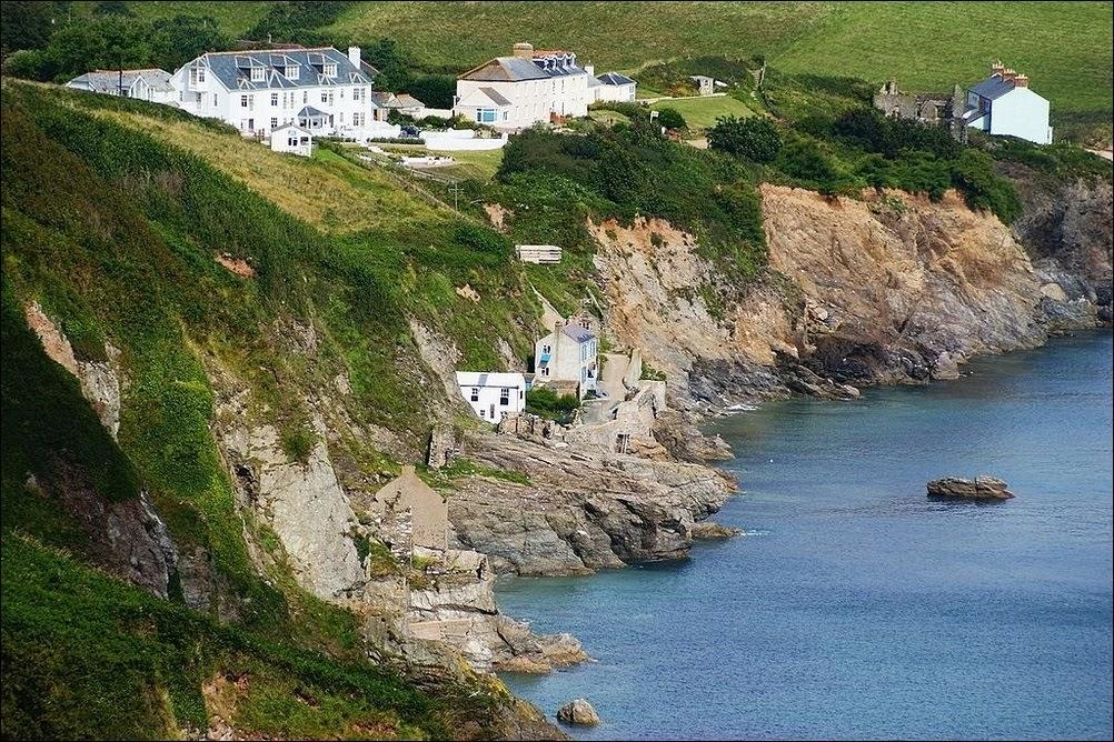 Hallsands, a vila que desapareceu no mar