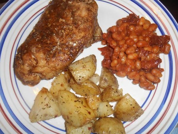 Marinated Spicy Pork Chops Recipe