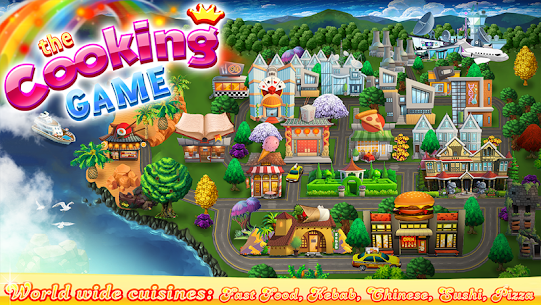 The Cooking Game- Master Chef Kitchen for Girls 8
