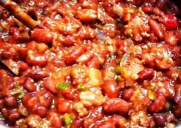 Drunken Cowboy Beans