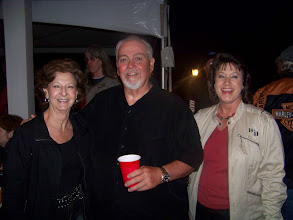 Photo: Carolyn, Jerry, & Terrie