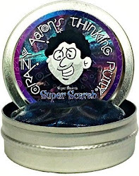 Crazy Aarons Thinking Putty Super Scarab Mini Tin
