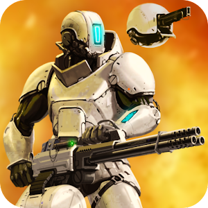 CyberSphere: TPS Online Action Game 1.73 APK MOD