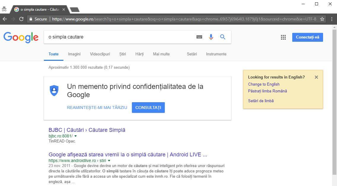 tìm kiếm url google động