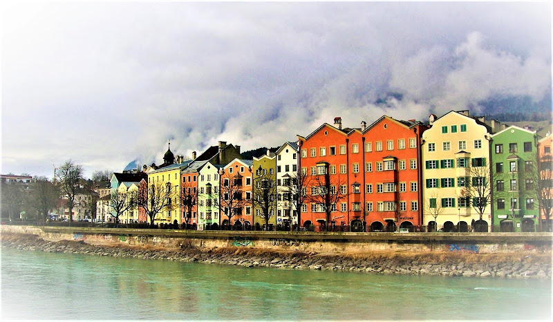 Innsbruck view di Anthon84