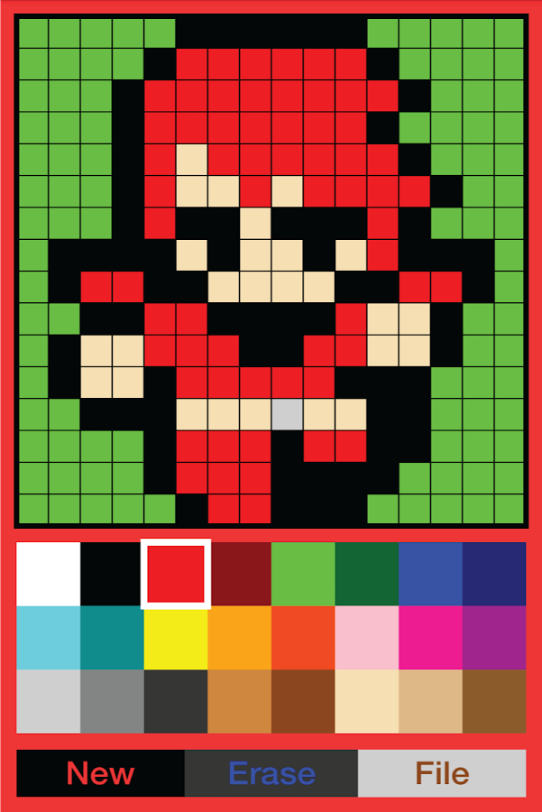8 Bit Paint Pixel Art Maker Android Apps On Google Play