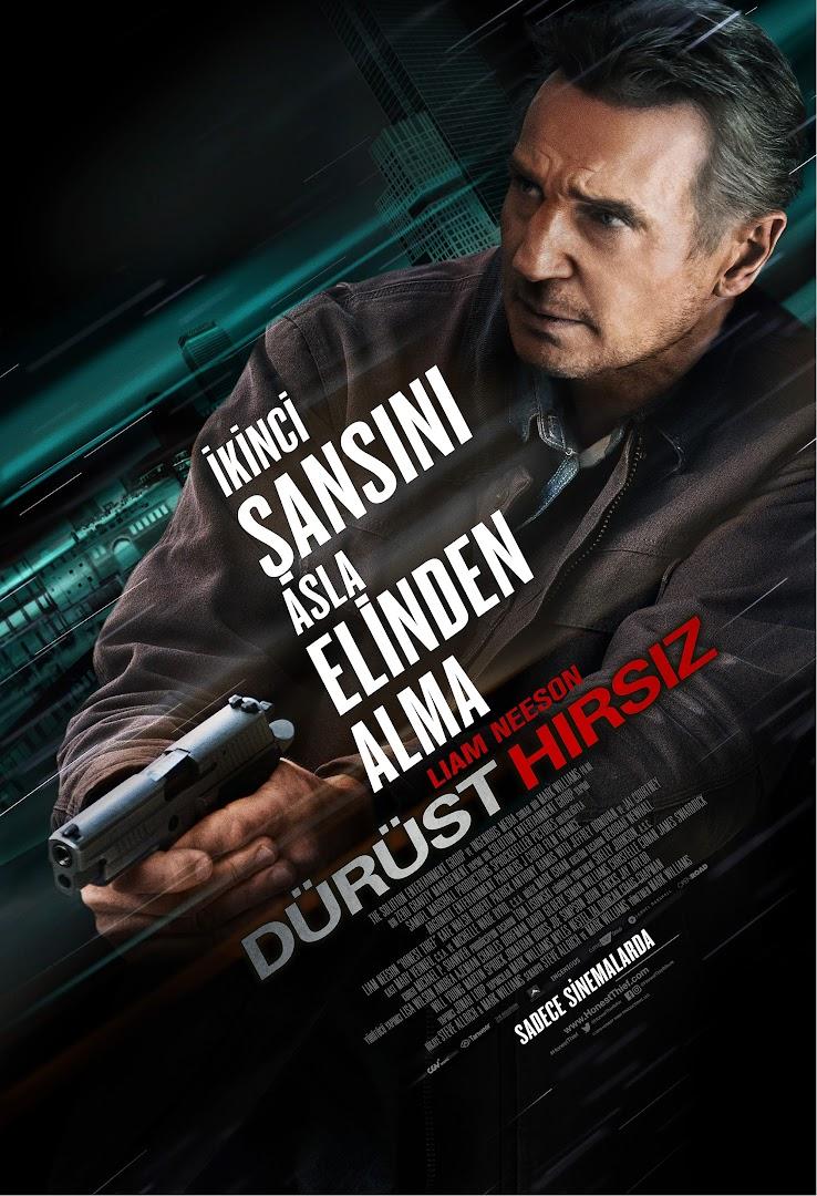Dürüst Hırsız - Honest Thief (2020)