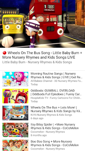 Videozapisi u autobusu