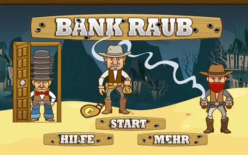 Der Bank Raub Gratis