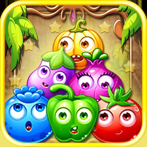 动作のフルーツマニア LOGO-記事Game