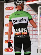 Photo: Jos van Emden, Belkin, indskriver sig