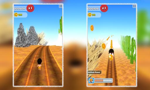 Cave Man Runner 3D