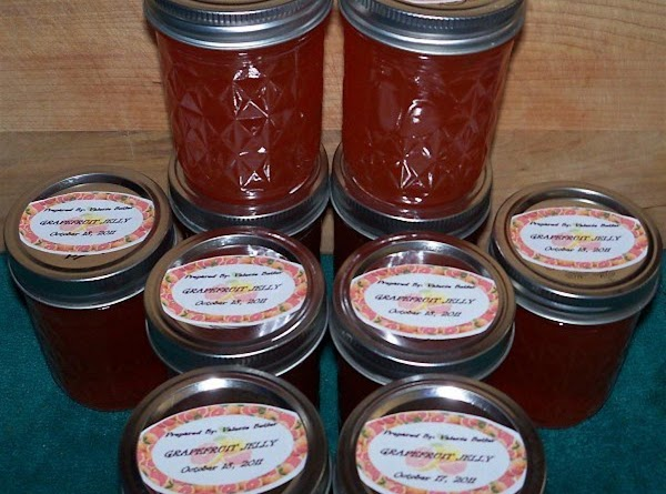 Remove from heat and pour your jelly into your prepared jelly jars, leaving 1/4...