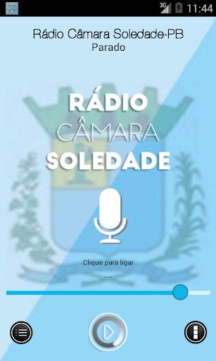 Rádio Câmara Soledade-PB