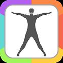 Exercício Aptidão sênior icon