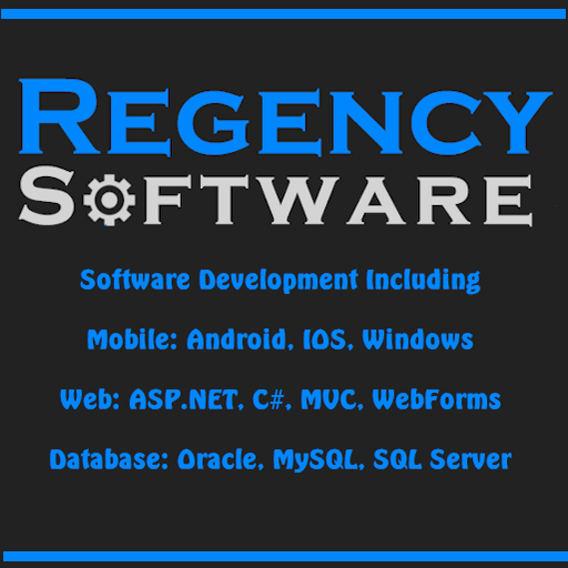 Regency Software Google Play