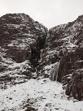 Photo: Deep North Gully on Beinn Alligin (II)