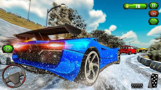 Luxury Speed Car Racing  captures d'écran 1