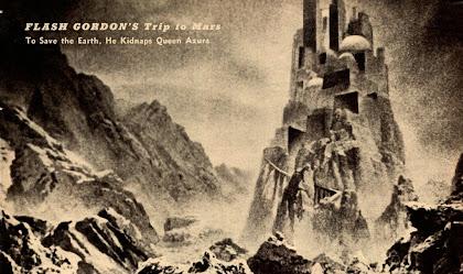 Phantom Rock Found On Mars