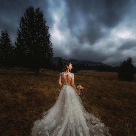 Wedding photographer Mocanu Cristian (grafixstudio). Photo of 15.02.2018