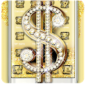 Golden Luxury Theme icon