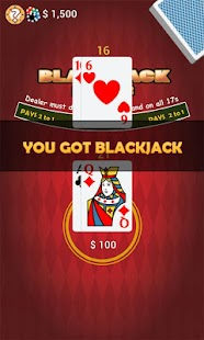 Vegas 21 Blackjack- screenshot thumbnail