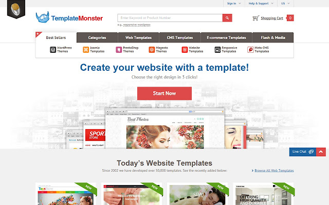 Website Templates - Web Templates Monster