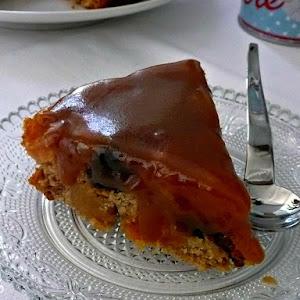 Butterscotch Glazed Molly Cake