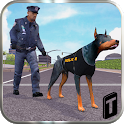 Police Dog Simulator 3D icon