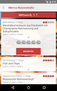 Mensa Flensburg- screenshot thumbnail