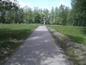 Photo: Pėsčiųjų - dviračių takas 2011.09