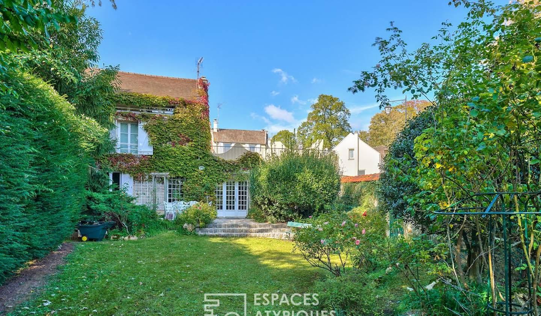 Maison avec terrasse Andresy