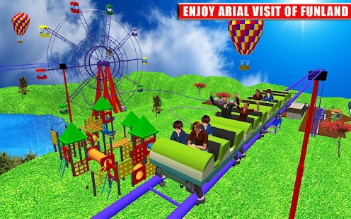 Amazing Roller Coaster HD 2017- screenshot thumbnail