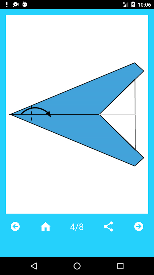 Paper Plane Origami Instructions - Android Apps on Google Play - photo#29