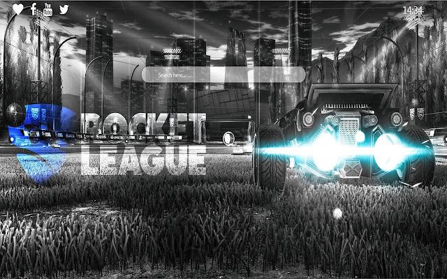 Rocket League Wiki, Gameplay & Wallpapers