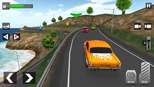 City Taxi Driving: Fun 3D Car Driver Simulator 1.2 screenshots 8